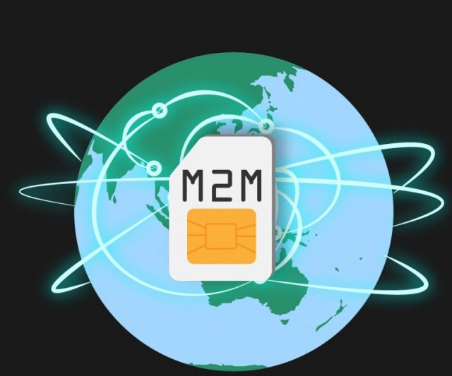 How does M2M Data power IoT systems?
